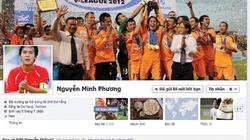Minh Phương bị mạo danh trên Facebook