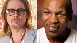 """Mike Tyson tố Brad Pitt từng """"lên giường"""" với vợ cũ"""
