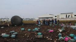37 người phải cấp cứu trong vụ nổ ở Bắc Ninh