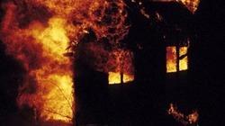"""Châm lửa đốt nhà người tình vì nghi """"tòm tem"""""""