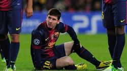 Messi cảm ơn người hâm mộ qua Facebook