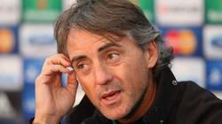Mancini tâng bốc...M.U lên mây xanh
