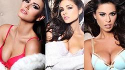 Điểm mặt mỹ nhân ăn ảnh nhất Hoa hậu Hoàn vũ 2012