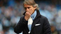 Etihad tan tành dưới gót Quỷ, Mancini bất phục