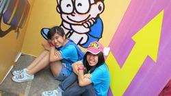 """Giới trẻ Sài thành đổ xô đi """"sinh nhật""""... Doraemon"""