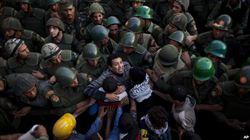 Ai Cập cho phép quân đội bắt người