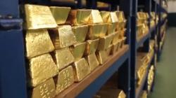 Nơi giữ vàng của nước Anh giống... kho báu trong phim