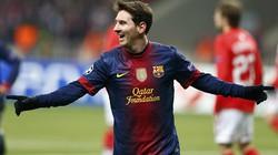 Flamengo phủ nhận kỷ lục ghi bàn của Messi