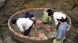 Làm hầm biogas: Không tốn tiền vẫn đun nấu thỏa thích