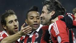 AC Milan giành vé bằng đội hình dự bị