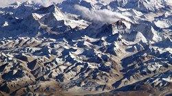 """NASA """"dời"""" Everest vào địa phận... Ấn Độ"""