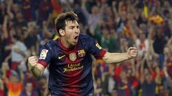 FIFA bác bỏ kỷ lục ghi bàn của Messi