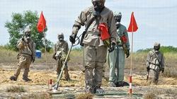 Cần 700 triệu USD khắc phục hậu quả bom mìn