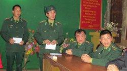 Người lính biên phòng 10 năm giữ sự sống cho hai con trai