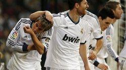 Real đánh rơi chiến thắng trước Espanyol
