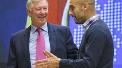 Ferguson thuyết phục Guardiola gia nhập M.U