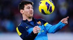 Messi ký hợp đồng với Barca trong hầm rượu?