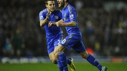 """Chelsea nhấn chìm Leeds dưới """"mưa gôn"""""""