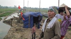 Bồi thường đất ruộng giá... 11.000 đồng/m2