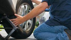 Thay lốp đồng bộ giúp an toàn hơn khi phanh gấp