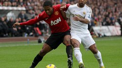 Swansea - M.U (1-1): Quỷ đỏ không có quà