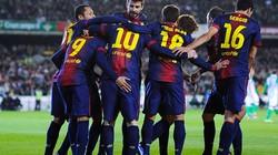 Barca tái lập kỷ lục tại La Liga