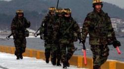 Hàn Quốc tập bắn đạn thật gần biên giới Triều Tiên