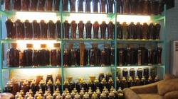 Rượu ngâm anh túc có thể gây nghiện ma túy
