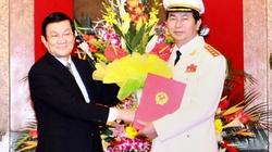 Bộ trưởng Bộ Công an được thăng hàm Đại tướng