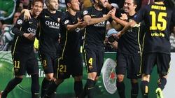 Celtic-Barca (0-1): Ba điểm nhọc nhằn