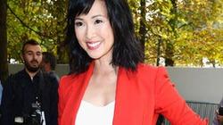 """Người đẹp gốc Việt """"nổi bần bật"""" tại tuần lễ thời trang Paris"""