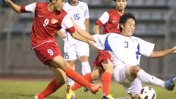 Thắng đậm Hồng Kông, U19 Việt Nam chiếm ngôi đầu