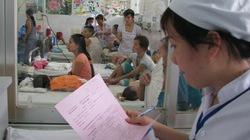 Báo cáo sai về dịch sốt xuất huyết