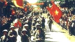Ký ức Ngày Giải phóng Thủ đô và Đại tướng Võ Nguyên Giáp