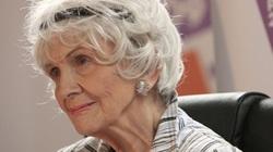 Nữ nhà văn Canada đoạt giải Nobel Văn học 2013