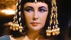 """Thực hư chuyện nữ hoàng Ai Cập Cleopatra """"đẹp như tiên"""""""