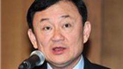 Thái Lan hủy cáo buộc khủng bố đối với ông Thaksin