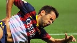 Barcelona sốc với chấn thương của trụ cột trước El Clasico