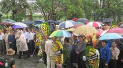 Quảng Bình: Trời đổ mưa ngày đầu để Quốc tang