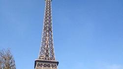 Tháp Eiffel bị đe dọa khủng bố