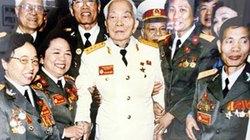 Các tướng nói về kiến nghị truy phong Đại nguyên soái với Tướng Giáp