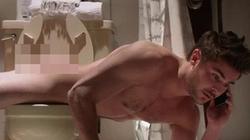 Uống viagra quá liều, Zac Efron thản nhiên khỏa thân