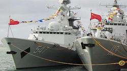 Trung Quốc sốc nặng vì khu trục hạm toàn dùng thiết bị vệ tinh Nhật