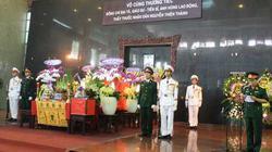 Lời cảm ơn của gia đình Giáo sư Nguyễn Thiện Thành