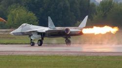 SỐC: Siêu tiêm kích Su T-50 của Nga mắc... vô vàn lỗi