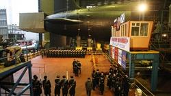 NÓNG: Lộ ảnh Nga bí mật đóng tàu ngầm hạt nhân mới