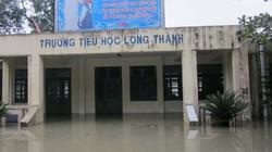 Hà Tĩnh: 15 điểm trường chưa thể đón học sinh trở lại