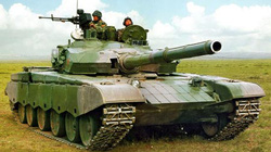"""Khám phá vũ khí """"khủng"""" trên xe tăng chủ lực Type 99 Trung Quốc"""