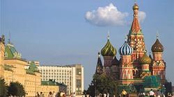 Kỳ vĩ nước Nga...
