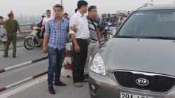 Đưa GĐ Thẩm mỹ Cát Tường ra cầu Thanh Trì để dựng lại hiện trường